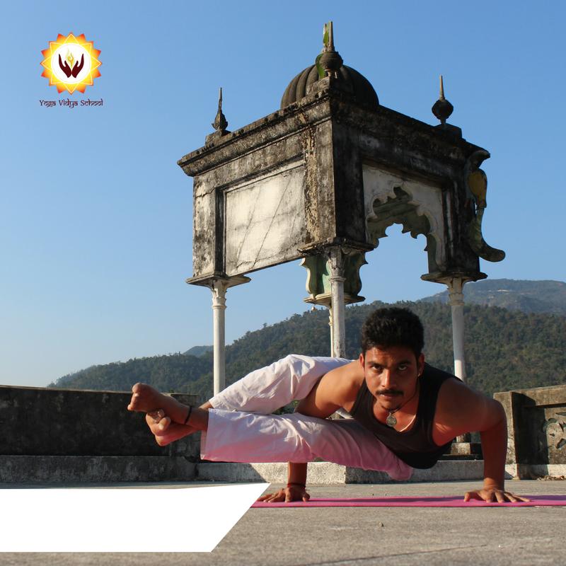 Prashant practice Astavakrasana