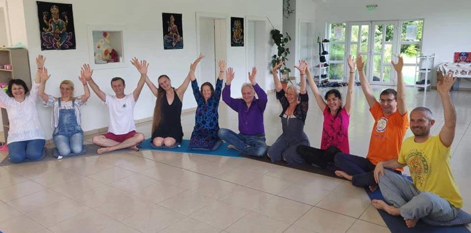 Yoga Teacher Training Romania 200 Hours