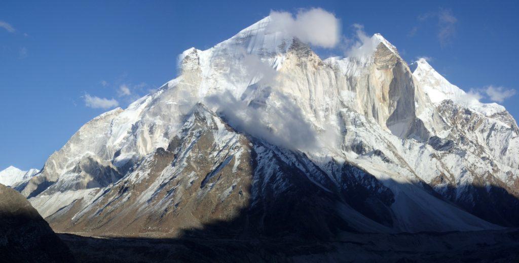 Bhagirati peaks ,India near Ganga spring
