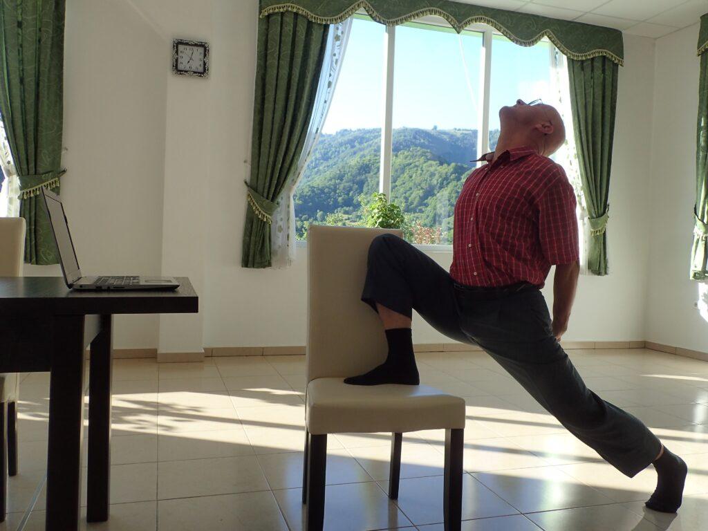 Office Yoga 2